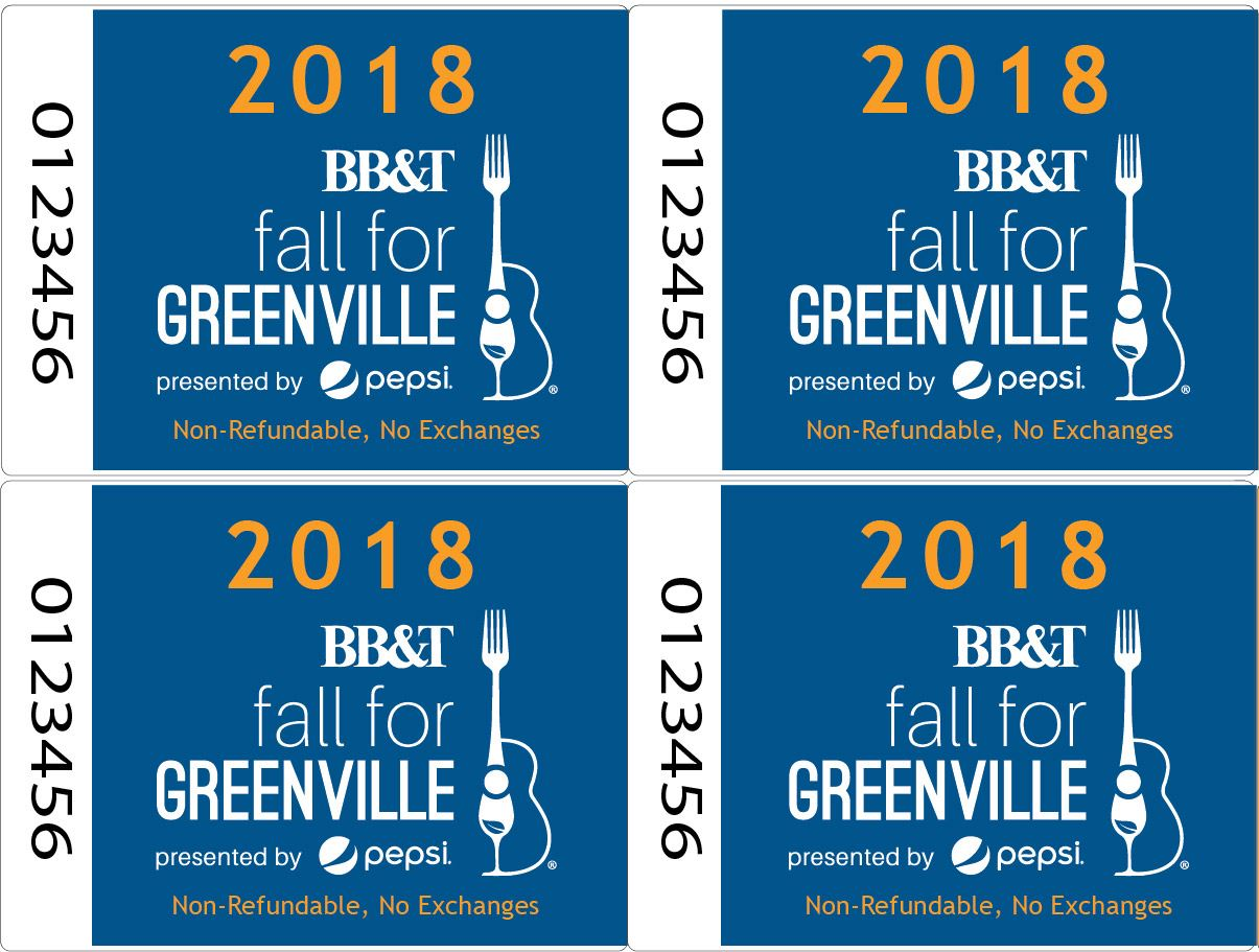 Taste Tickets Fall For Greenville SC - Table 301 catering